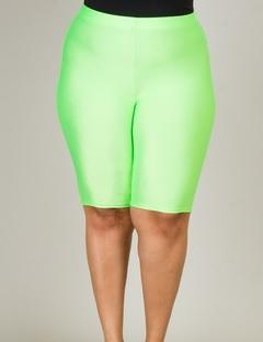 cruz bay biker shorts